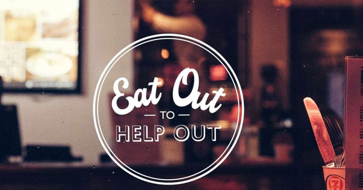 Eat Out to Help Out – 50% Off – Monday to Wednesday