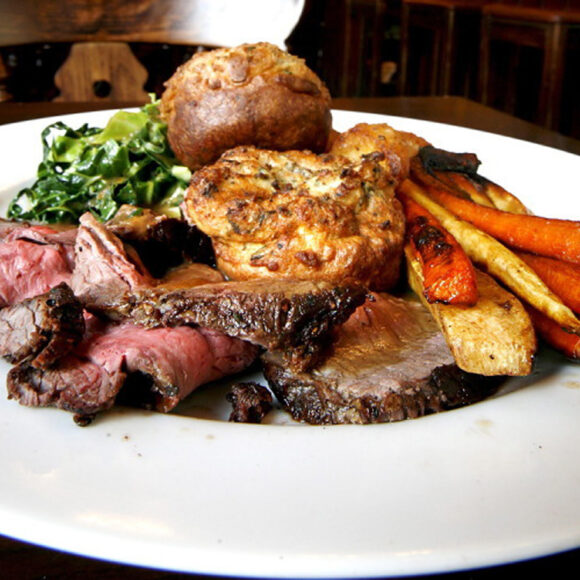 Sunday Roasts Offer From £13.50