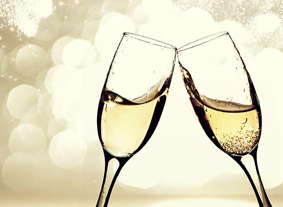 Is it your Birthday. Celebrate with a bottle of prosecco on us